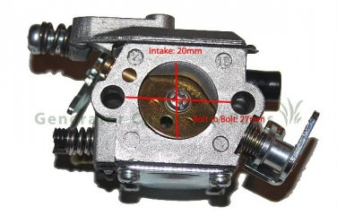 WT962 Walbro Chain Saw Tool Engine Motor Carburetor Carb 25cc 26cc Parts