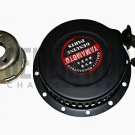 Yanmar L48 Engine Motor Diesel Generator Pull Start Recoil Rewind Parts w Cog