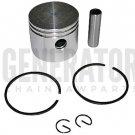 Poulan Partner Chainsaw 370 390 420 1950 Piston Kit w Rings Parts 41.1mm VERSION