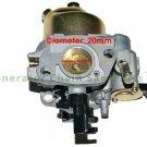 Gas China 168 Engine Motor Carburetor Carb Parts Water Pump Version