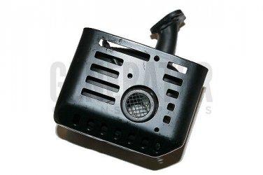 Honda EG1400X EG2500X EG2200X Generator Muffler Exhaust Shield & Intake Manifold