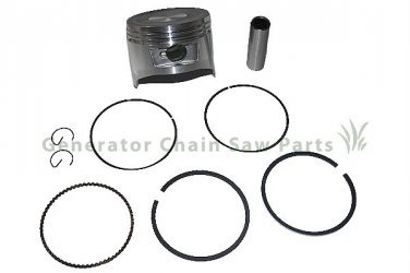 Honda Water Pump Air Compressor Engine Motor Piston Kit Rings Gx270 Gx 270 Parts