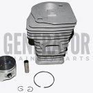 HUSQVARNA 340 345 Cylinder Kit Piston Kit w Rings 42mm HIGH VERSION 503 87 02 76