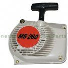 Chainsaw STIHL 024 026 MS240 MS260 Motor Recoil Starter Assembly Rewind Parts