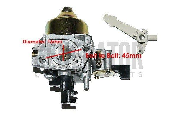 Honda Gx110 Gx120 Generator Mower Water Pump Engine Motor Carburetor Carb Parts