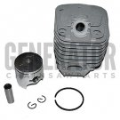 Zenoah G3800 Chainsaw Bush Cutter Engine Motor Cylinder Kit 39mm w Piston Parts