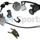 Gy6 Gas Scooter Moped Bike Key Ignition Lock 125 150cc