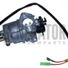 Gas Carburetor Carb For Loncin LC5000D LC6500D LC8000D Generators DC & A Series