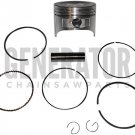 Piston Kit w Rings For Honda HR194 HRU194 HRU214 Lawn Mowers HP400 Power Carrier