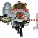 Carburetor Parts For ETQ TPW2500 200CC 6.5HP 2500PSI 2.5GPM Pressure Washer