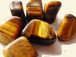 Tiger Eye Stone each