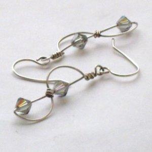 Vitrial Eses Earrings