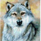 Wolfs Portraet - 4BP Pixel Pattern DL - 3 available