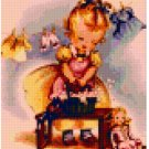 Victorian-Laundry-4BP-Pixel Pattern DL- 5 available
