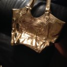 VS Gold Satchel