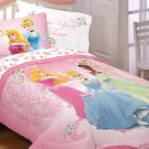 Disney Princesse Your Royal Grace Twin/Full Comforter (FREE 2 DAY SHIPPING)
