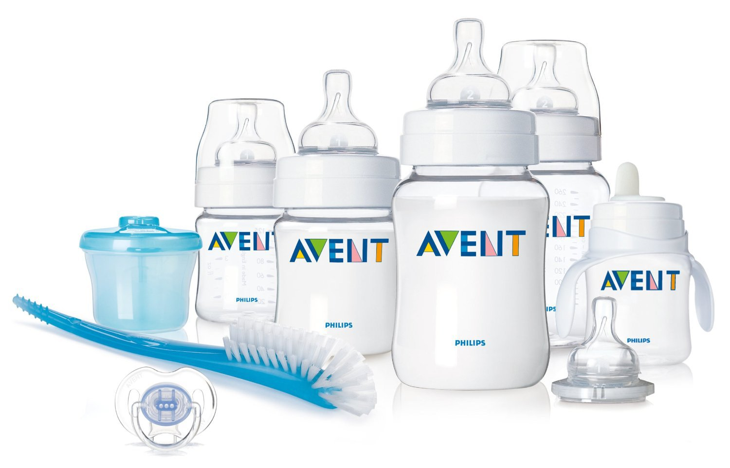 Philips AVENT BPA Free Classic Infant Starter Gift Set (FREE 2 DAY SHIPPING)