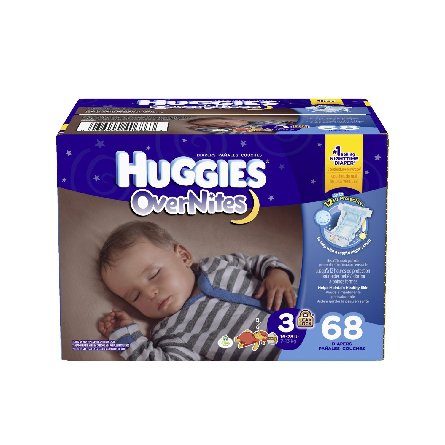 OverNites are the most absorbent HUGGIES diapers and are 25% more absorbent than HUGGIES Snug & Dry Diapers. OverNites are your best choice for nighttime protection. *Nighttime diaper category, based on Nielsen sales data 6/10/ – 6/10/Reviews: K.