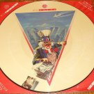 MARILLION / FISH BIG WEDGE LIMITED EDITION PICTURE DISC WITH INSERT