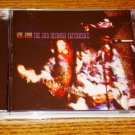 THE JIMI EXPERIENCE LIVE IN PARIS & OTTAWA 1968 CD