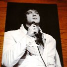 ELVIS PRESLEY MENU 1970 INTERNATIONAL HOTEL LAS VEGAS
