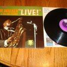 JR. WALKER & THE  ALLSTARS LIVE ORIGINAL LP