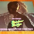 JIMI HENDRIX RAINBOW BRIDGE ORIGINAL LP