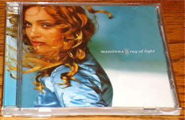 MADONNA RAY OF LIGHT CD   MINT !