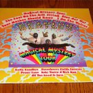 THE BEATLES MAGICAL MYSTERY TOUR With Book Capitol Purple Label
