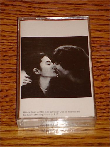 JOHN LENNON & YOKO ONO DOUBLE FANTASY CASSETTE
