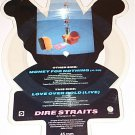 DIRE STRAITS SHAPED PICTURE DISC