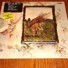 LED ZEPPELIN IV RED COLORED VINYL LP  IMPORT