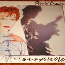 DAVID BOWIE SCARY MONSTERS ORIGINAL LP
