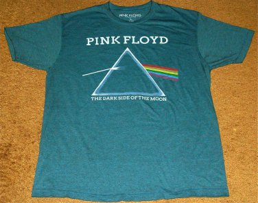PINK FLOYD DARK SIDE OF THE MOON T-SHIRT BRAND NEW! SIZE LARGE