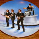 THE BEATLES FIRST ISSUE LIVE IN CONCERT PLATE IN BOX
