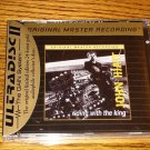 JOHN HIATT RIDING WITH THE KING  MFSL Gold CD SEALED