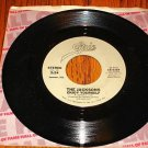 THE JACKSONS ORIGINAL Enjoy Yourself ORIGINAL 45 RPM