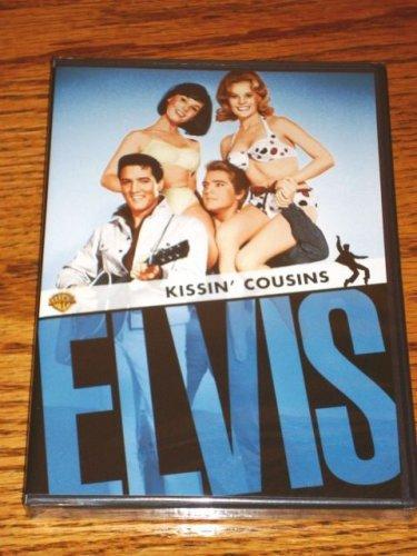 ELVIS PRESLEY KISSIN' COUSINS DVD SEALED!