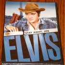 ELVIS PRESLEY STAY AWAY JOE DVD SEALED!