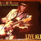 STEVIE RAY VAUGHAN AND DOUBLE TROUBLE LIVE ALIVE 2-LP SET SEALED!