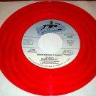 ELVIS RED COLORED VINYL 45 RPM Good Rockin' Tonight