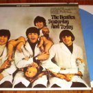 THE  BEATLES YESTERDAY & TODAY BLUE MARBLE COLORED VINYL LP