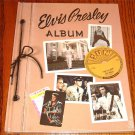 ELVIS PRESLEY ALBUM BOOK SEALED!     Scrapbook