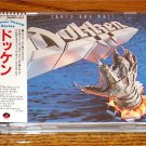 DOKKEN TOOTH AND NAIL JAPANESE CD WITH OBI