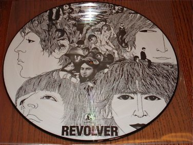 THE BEATLES REVOLVER  PICTURE DISC