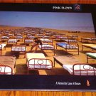 PINK FLOYD A MOMENTARY LAPSE OF REASON ORIGINAL LP