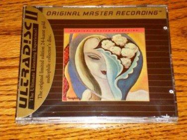 DEREK & THE DOMINOS LAYLA MFSL GOLD CD SEALED