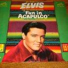 ELVIS PRESLEY FUN IN ACAPULCO ORIGINAL LP
