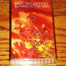 PAUL MCCARTNEY FLOWERS IN THE DIRT CASSETTE