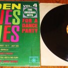 GOLDEN GOODIES GOODIES VOLUME 4 Original LP